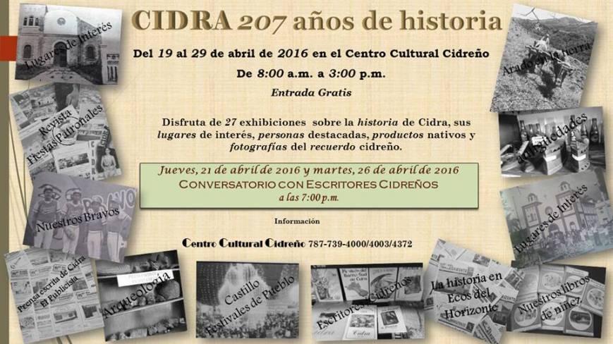 Cidra 207 Años de Historia