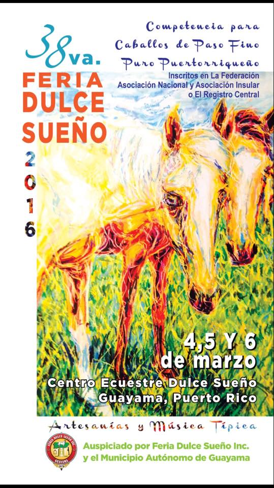 Feria Dulce Sueño 2016