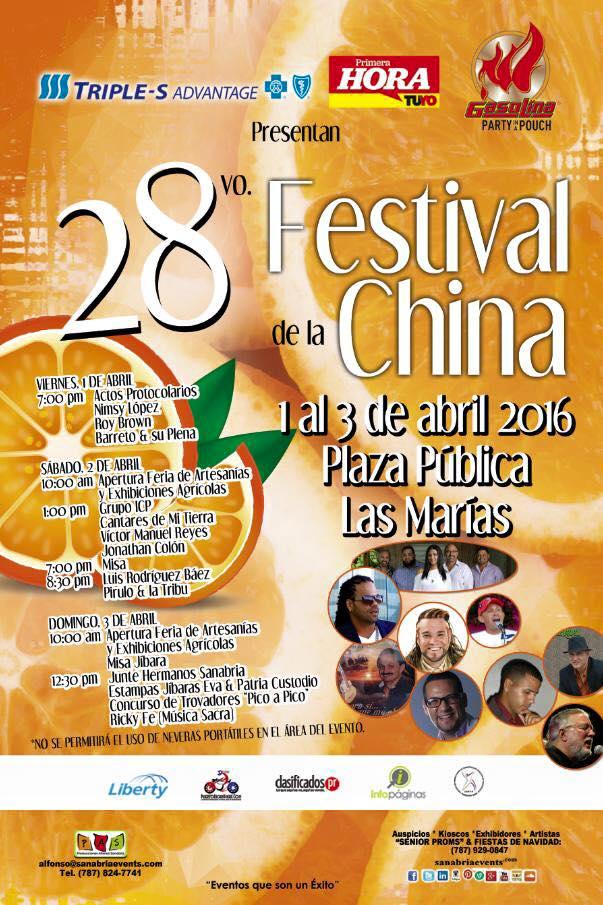 Festival de la China 2016