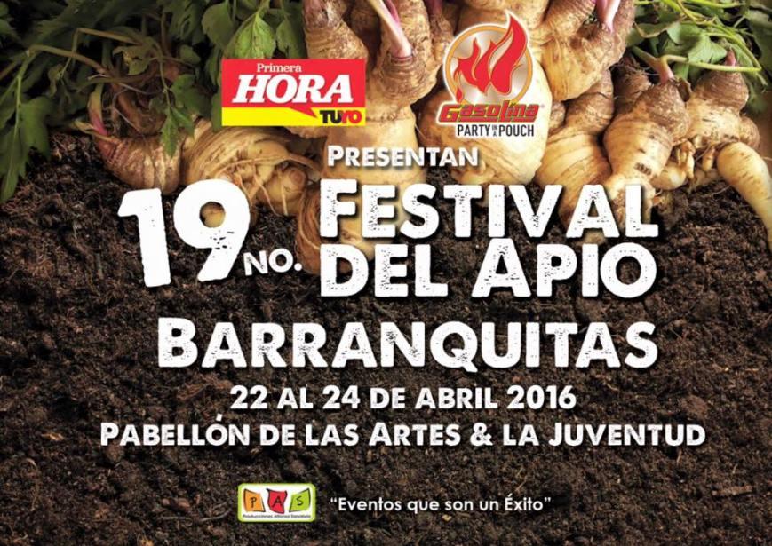 Festival del Apio 2016