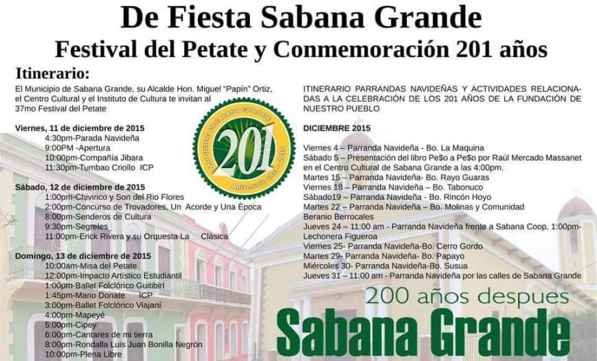 Festival del Petate 2015