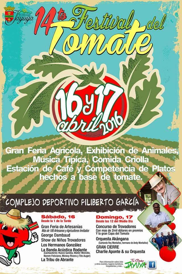 Festival del Tomate 2016