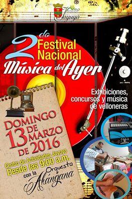 Festival Nacional Música del Ayer 2016