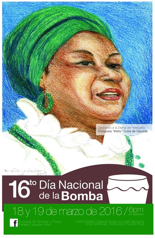 Festival y Día Nacional de la Bomba 2016
