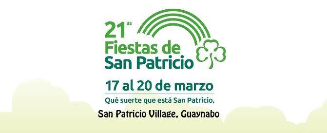 Fiestas de San Patricio 2016