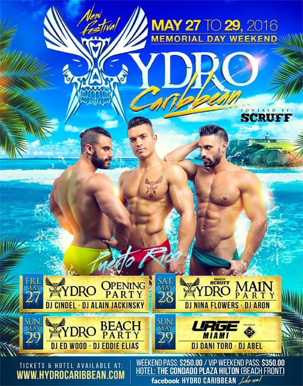 Hydro Caribbean Festival