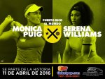 Monica Puig vs. Serena Williams