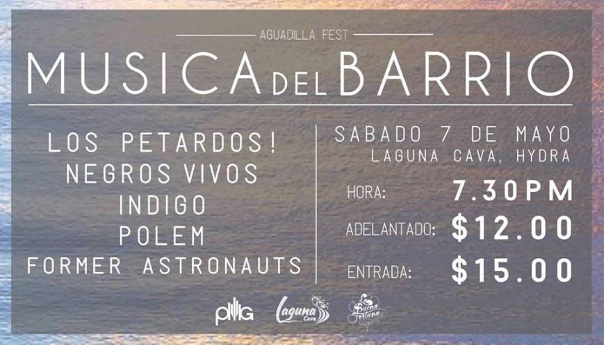 Música de Barrio- Aguadilla Rock Fest 2016