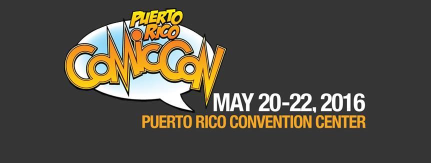 Puerto Rico Comic Con 2016