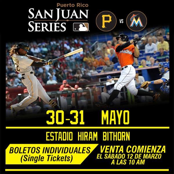 Puerto Rico San Juan Series