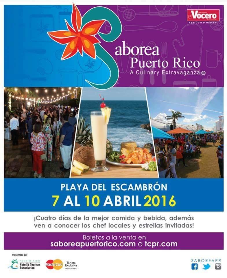 Saborea Puerto Rico 2016