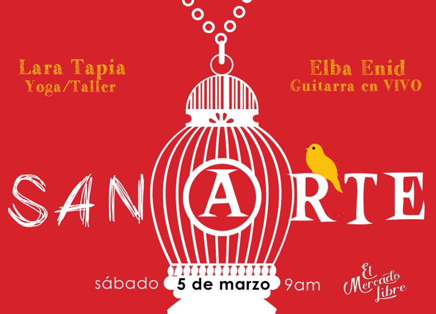 SanArte @ El Mercado Libre