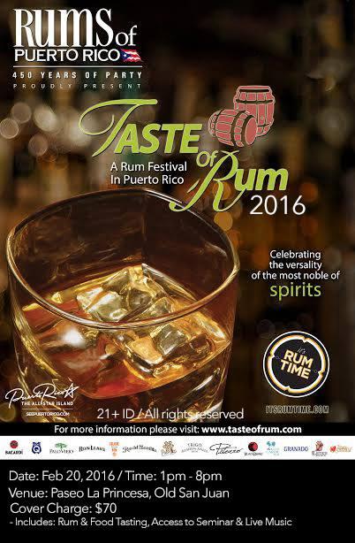 Taste of Rum 2016