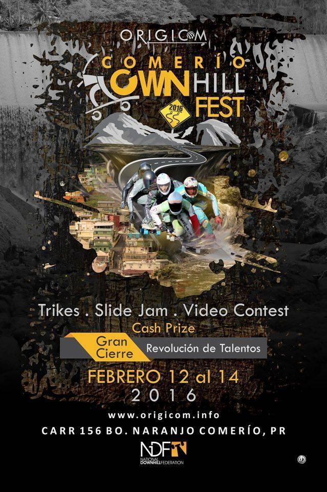 El Naranjo Downhill Fest 2016