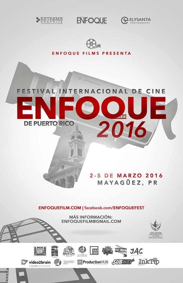 Enfoque- Festival Internacional de Cine 2016