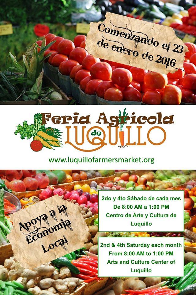 Feria Agrícola de Luquillo