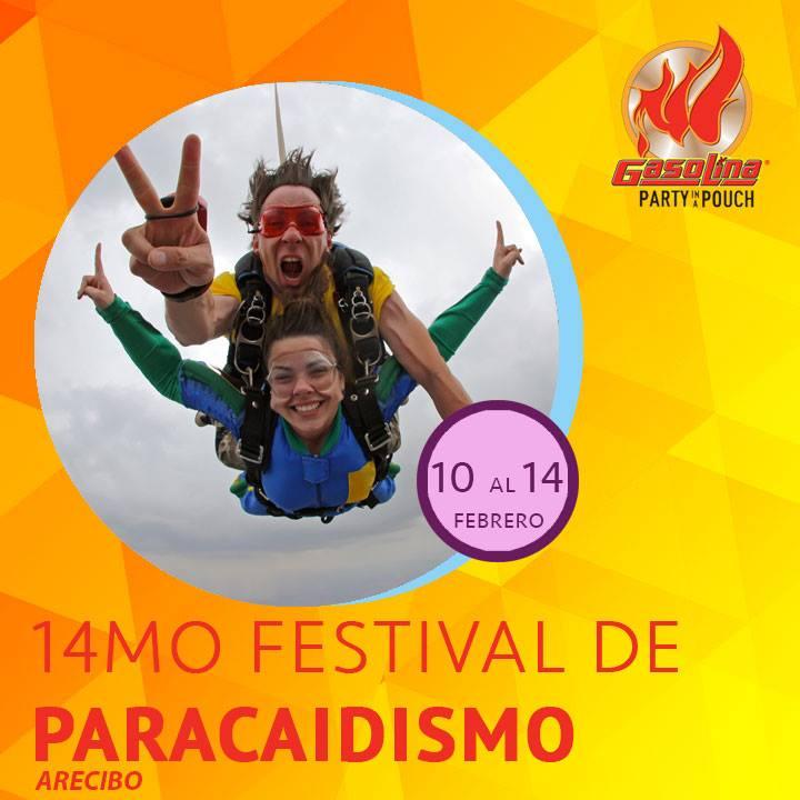 Festival de Paracaidismo de Puerto Rico 2016