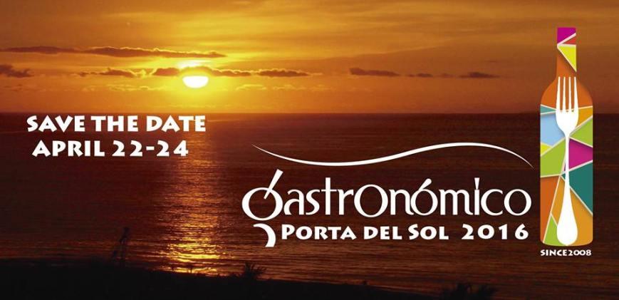 Festival Gastronómico Porta del Sol 2016