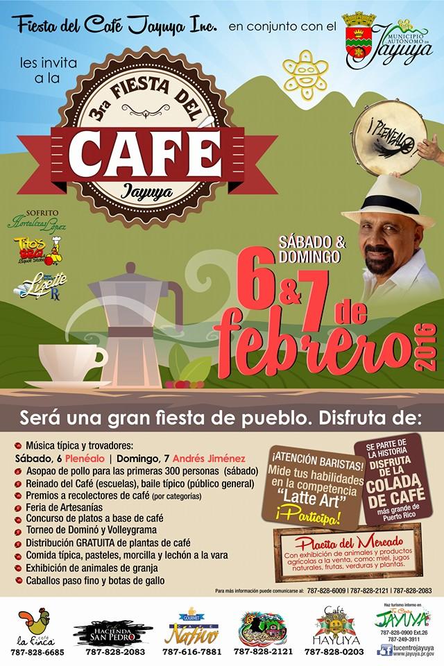 Fiesta del Café 2016