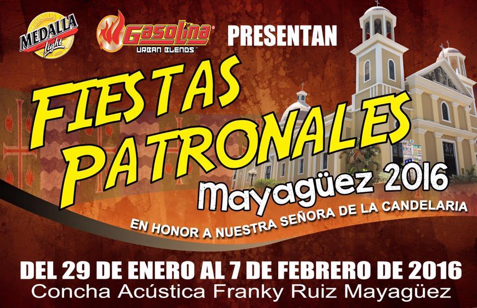 Fiestas Patronales de Mayagüez 2016