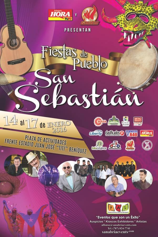 Fiestas Patronales de San Sebastián 2016