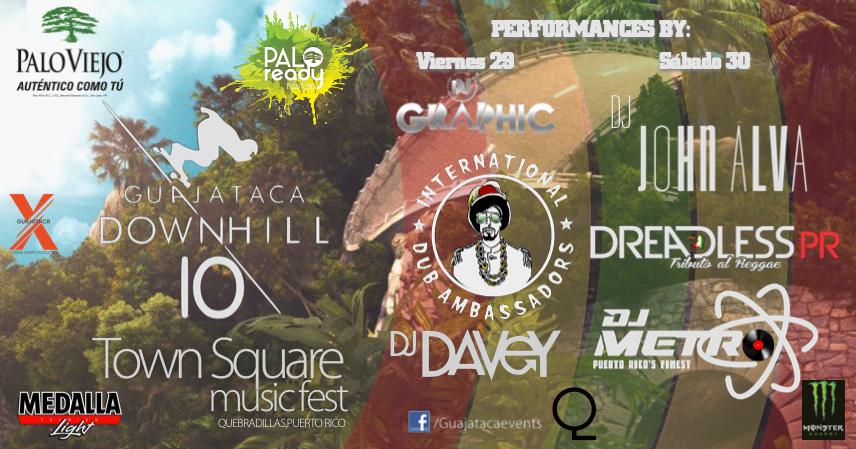 Guajataca Downhill 2016 Music Fest
