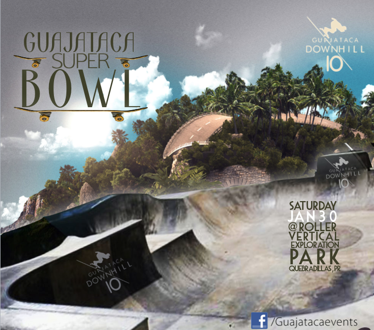 Guajataca Downhill 2016 Super Bowl