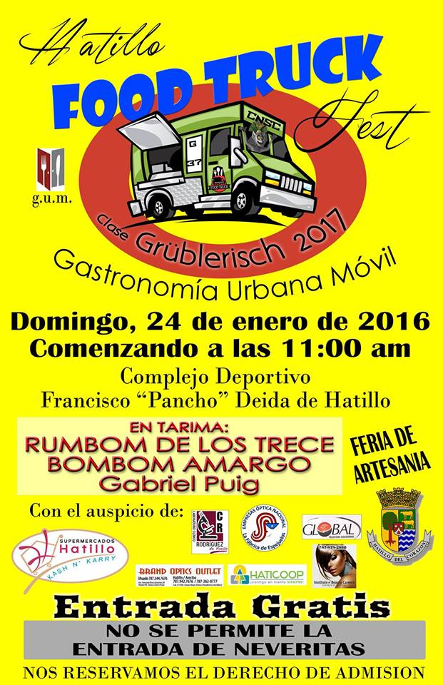 Hatillo Food Truck Fest