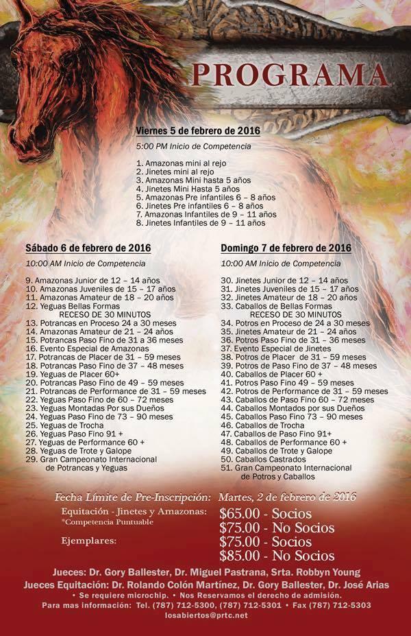 Ponce International 2016 1