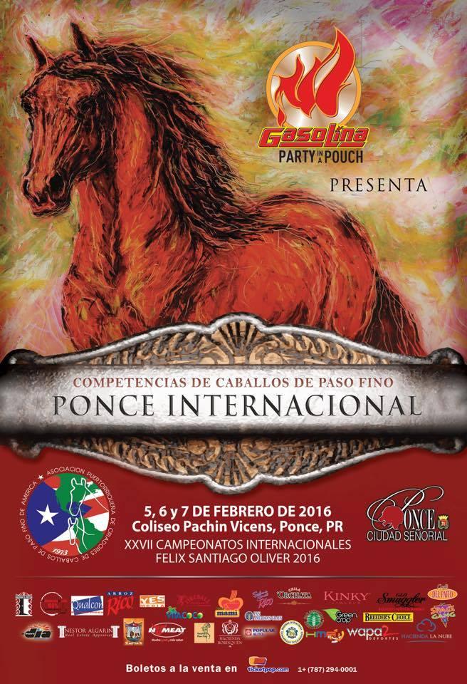 Ponce International 2016