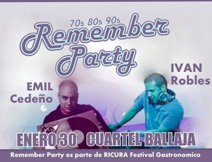 Ricura - Festival Gastronómico 2016 2