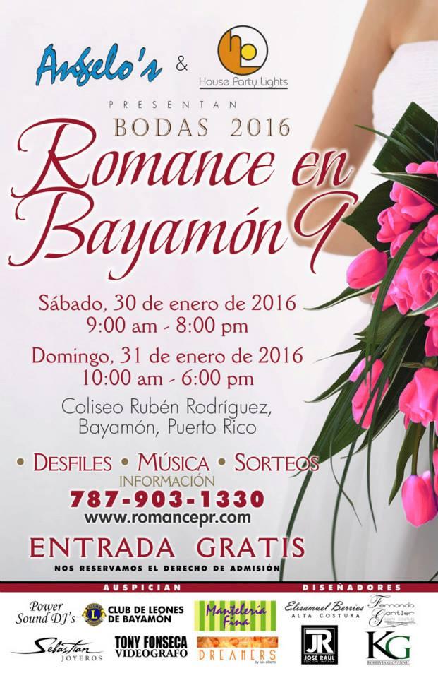 Romance en Bayamón 2016