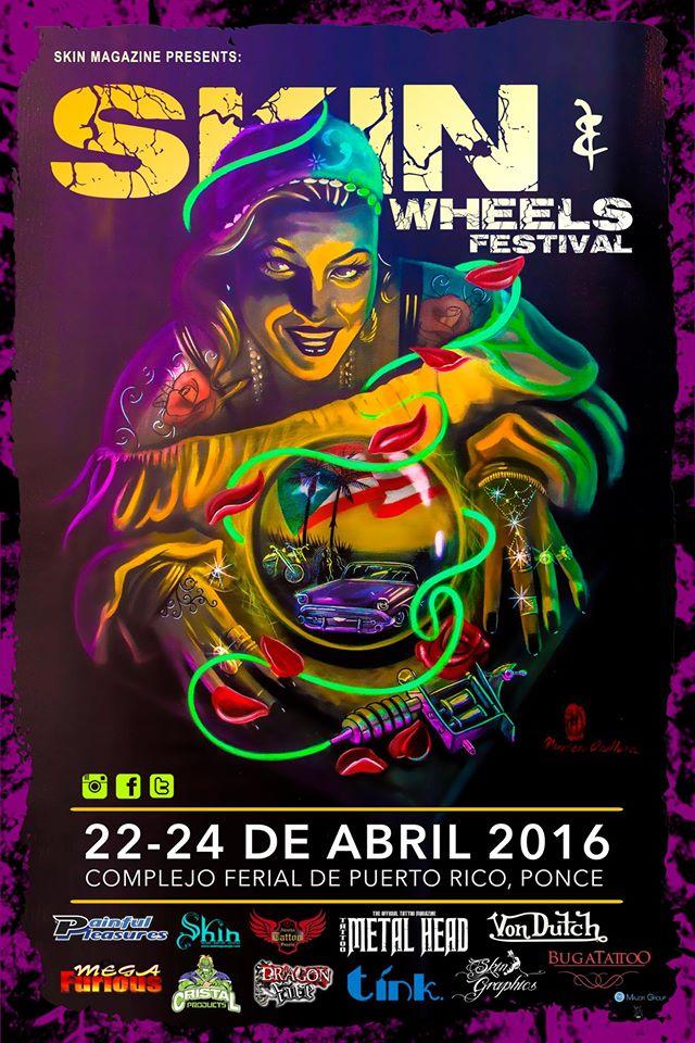 Skin & Wheels Festival 2016