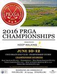 2016 PRGA Championships