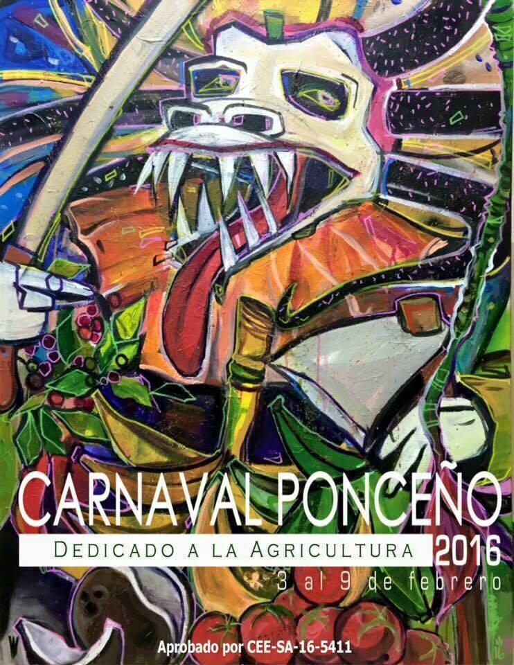 Carnaval Ponceño 2016 1