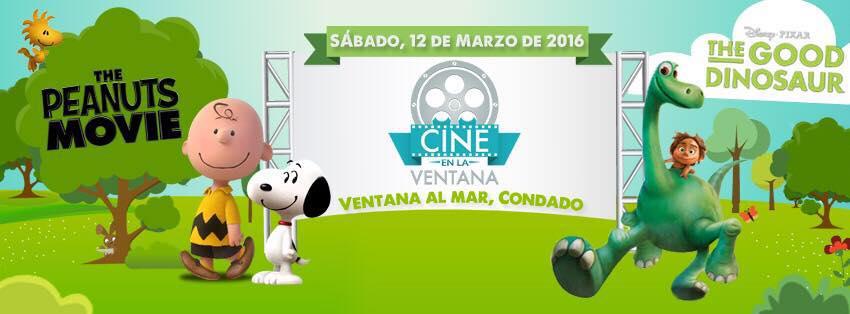 Cine en la Ventana- Marzo 2016