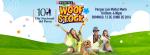 Día Nacional del Perro Purina Woof Stock