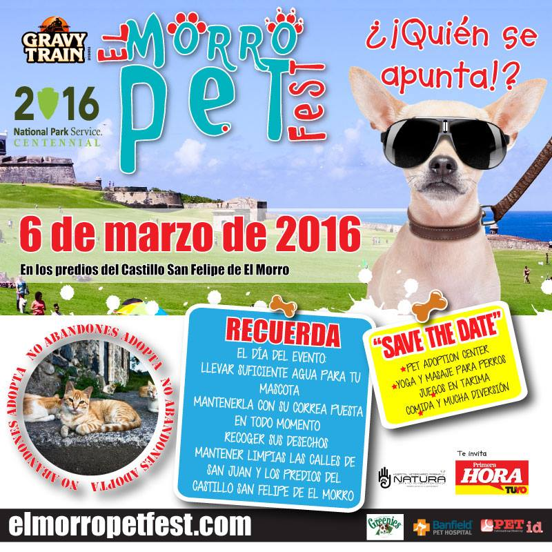 El Morro Pet Fest 2016