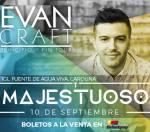 Evan Craft: Principio y Fin Tour