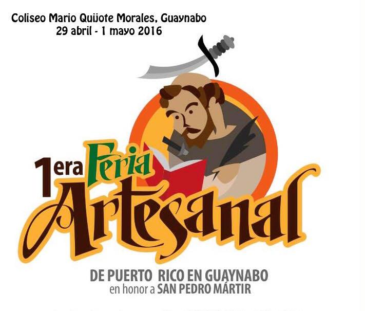 Feria Artesanal de Puerto Rico en Guaynabo 2016