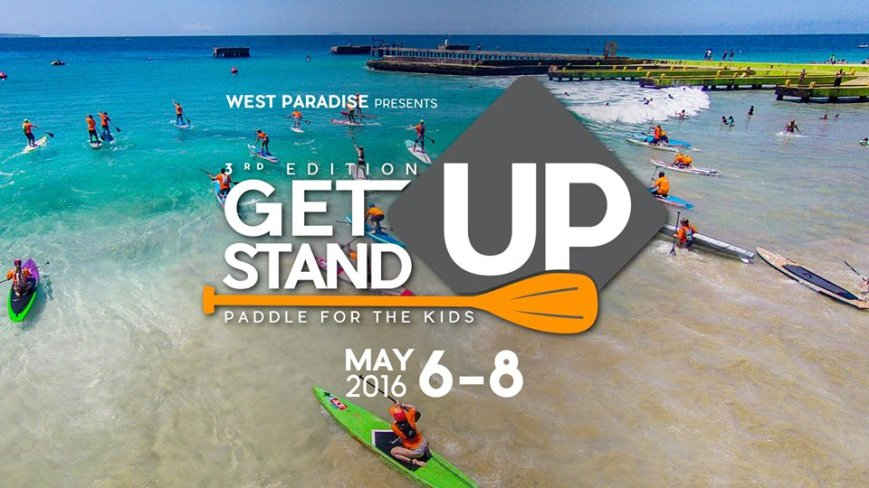 Get UP Stand UP Paddle for the Kids