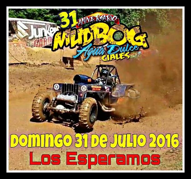 Mud Dog Agua Dulce 2016