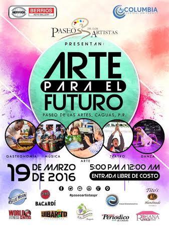 Paseo de los Artistas- Arte para el Futuro