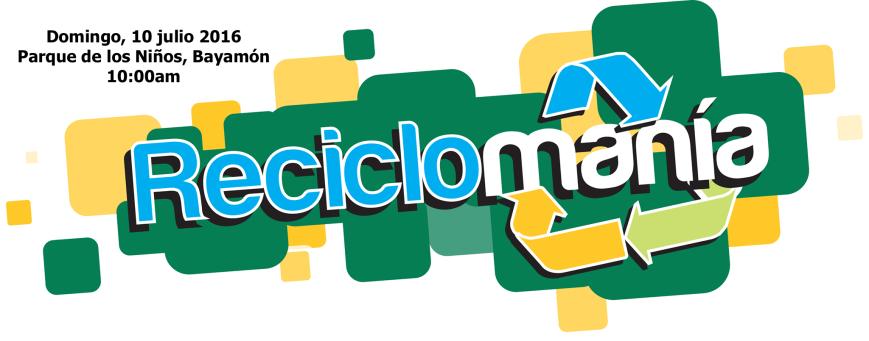Reciclomanía 2016