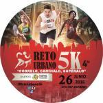 Reto Urbano 5K 2016