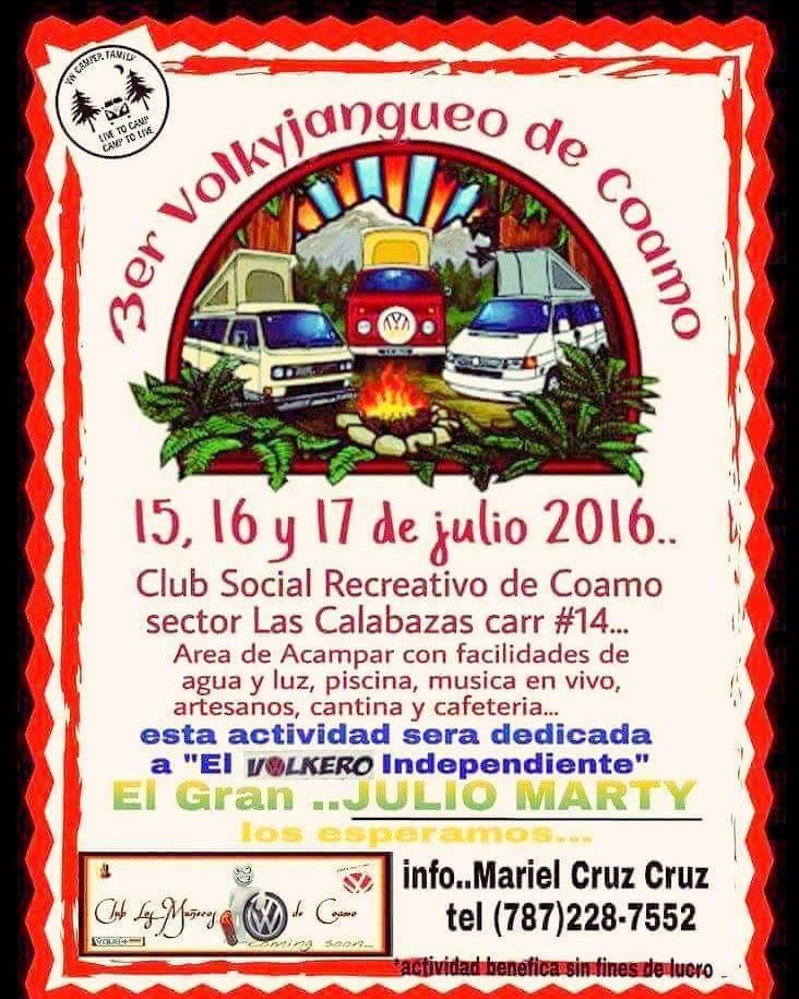 Volkyjangueo de Coamo 2016