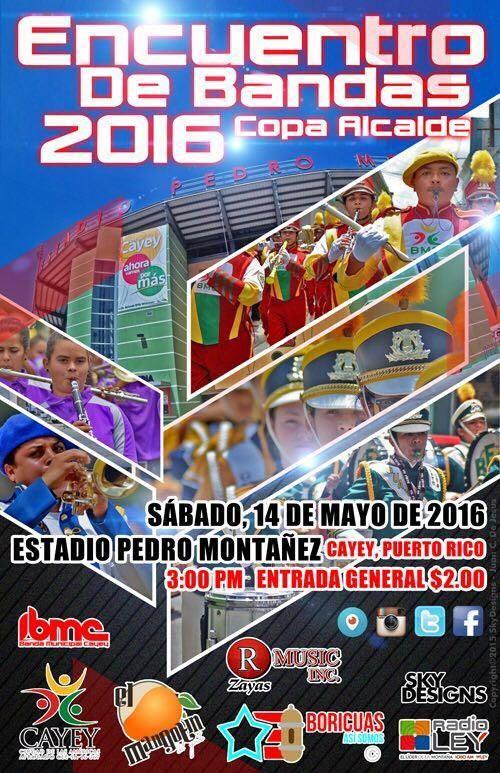 Encuentro de Bandas 2016