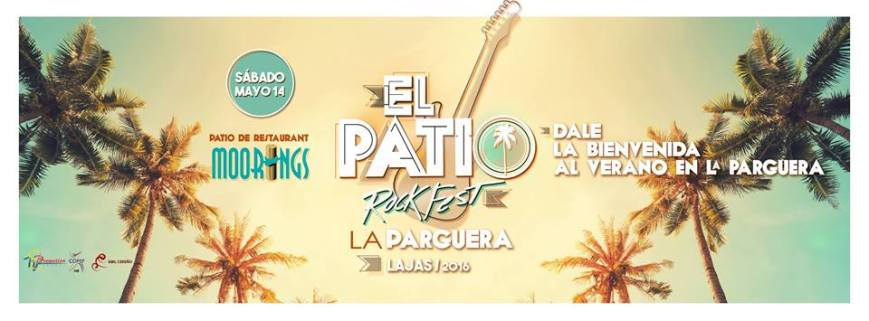 El Patio Rock Fest 2016