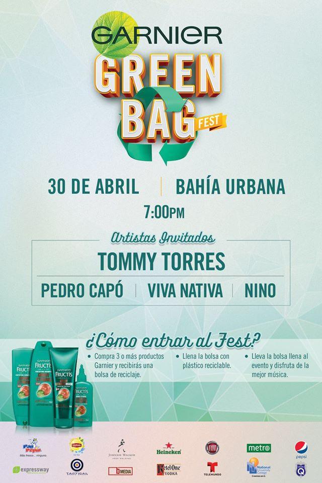 Green Bag Fest 2016