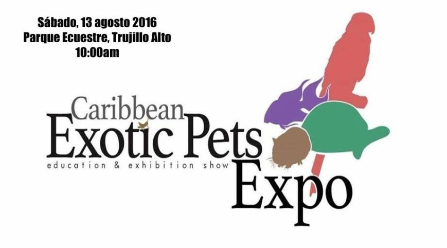 Caribbean Exotic Pets Expo 2016